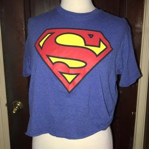 SUPERMAN TOP 💙💙
